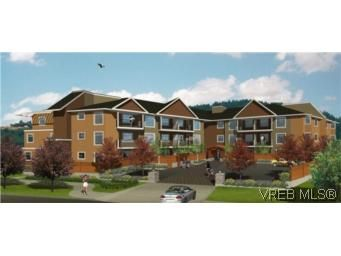 Main Photo: 214 21 Conard St in : VR Hospital Condo for sale (View Royal)  : MLS®# 555350