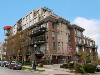 "Photo 1: 115 2635 PRINCE EDWARD Street in Vancouver: Mount Pleasant VE Condo for sale in ""SOMA"" (Vancouver East)  : MLS®# V1000293"