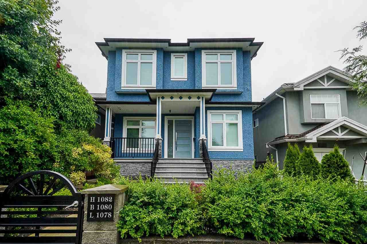 Main Photo: 1082 E 49TH Avenue in Vancouver: South Vancouver House for sale (Vancouver East)  : MLS®# R2592632