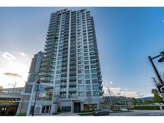 "Photo 2: 2109 602 COMO LAKE Avenue in Coquitlam: Coquitlam West Condo for sale in ""UPTOWN"" : MLS®# R2558295"
