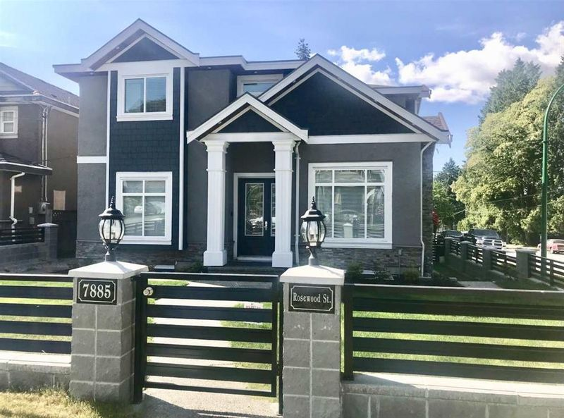 FEATURED LISTING: 7885 ROSEWOOD Street Burnaby