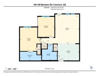 Photo 18: 108 109 Montane Road: Canmore Apartment for sale : MLS®# A1058911
