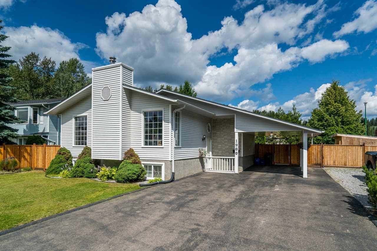 Main Photo: 1900 CLEARWOOD Crescent in Prince George: Mount Alder House for sale (PG City North (Zone 73))  : MLS®# R2389400