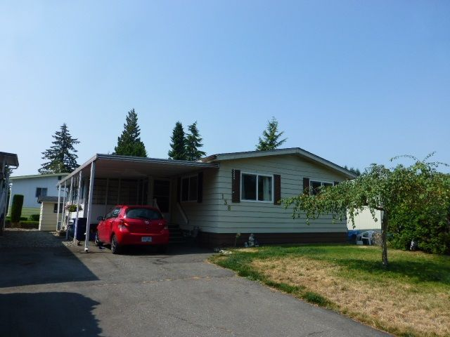 """Main Photo: 138 3665 244 Street in Langley: Otter District Manufactured Home for sale in """"LANGLEY GROVE ESTATES"""" : MLS®# R2306530"""