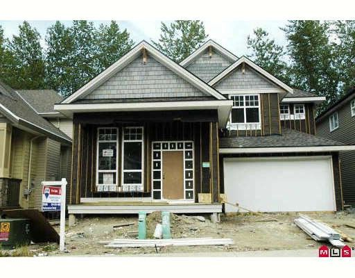 Main Photo: 8180 211TH Street in Langley: Willoughby Heights House for sale : MLS®# F2913332
