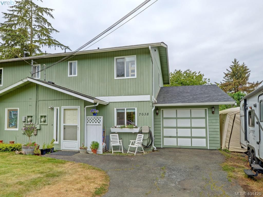 Main Photo: 7038 Deerlepe Rd in SOOKE: Sk Whiffin Spit Half Duplex for sale (Sooke)  : MLS®# 803565