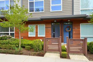 """Photo 1: 151 2228 162 Street in Surrey: Grandview Surrey Townhouse for sale in """"THE BREEZE"""" (South Surrey White Rock)  : MLS®# R2362720"""