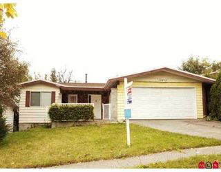 """Photo 1: 13895 PARK Drive in Surrey: Bolivar Heights House for sale in """"BOLIVAR HEIGHTS"""" (North Surrey)  : MLS®# F2726099"""