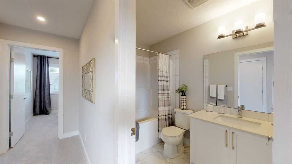 Photo 14: Photos: 5 Sage Meadows Circle NW in Calgary: Sage Hill Row/Townhouse for sale : MLS®# A1051299