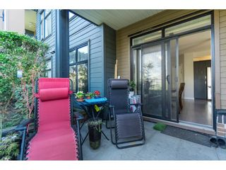 """Photo 18: 104 20062 FRASER Highway in Langley: Langley City Condo for sale in """"Varsity"""" : MLS®# R2453386"""