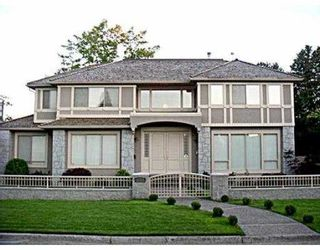 Photo 1: 2168 West 54th Ave in Vancouver: S.W. Marine House for sale (Vancouver West)  : MLS®# V539177
