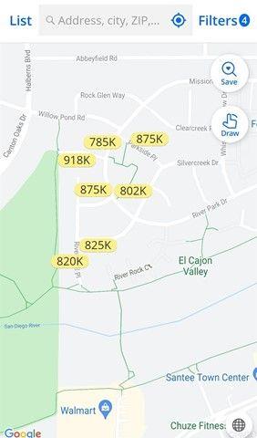 Photo 18: House for sale : 4 bedrooms : 154 Rock Glen Way in Santee