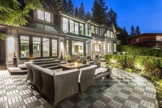 Photo 1: 3049 SPENCER Court in West Vancouver: Altamont House for sale : MLS®# R2143012