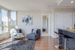 """Photo 3: 2303 2232 DOUGLAS Road in Burnaby: Brentwood Park Condo for sale in """"AFFINITY II"""" (Burnaby North)  : MLS®# R2268880"""