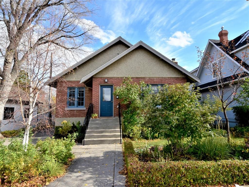 Main Photo: 1428 2 Street NW in Calgary: Crescent Heights Detached for sale : MLS®# A1091686