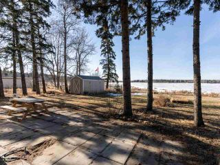 Photo 27: 195 Lakeshore Drive: Rural Lac Ste. Anne County House for sale : MLS®# E4235396