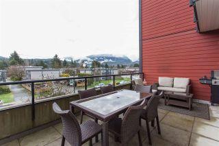 """Photo 18: 206 40437 TANTALUS Road in Squamish: Garibaldi Estates Condo for sale in """"THE SPECTACLE"""" : MLS®# R2298228"""