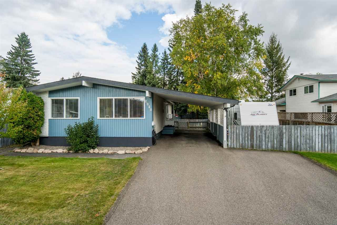 Main Photo: 2928 PINEWOOD Avenue in Prince George: Westwood House for sale (PG City West (Zone 71))  : MLS®# R2406525