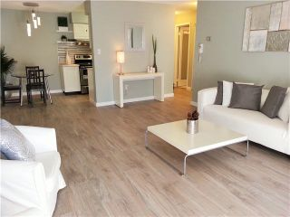 """Photo 6: 106 1955 WOODWAY Place in Burnaby: Brentwood Park Condo for sale in """"DOUGLAS VIEW"""" (Burnaby North)  : MLS®# V1137770"""