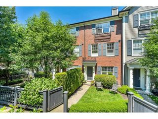 """Photo 3: 44 101 FRASER Street in Port Moody: Port Moody Centre Townhouse for sale in """"CORBEAU by MOSAIC"""" : MLS®# R2597138"""