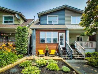 Photo 1: 23 Caroline Avenue in Toronto: South Riverdale House (2-Storey) for sale (Toronto E01)  : MLS®# E3255543
