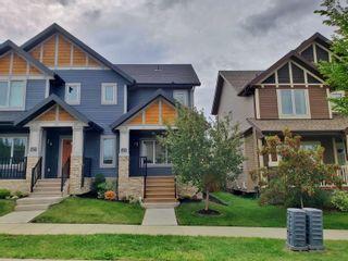 Photo 29: 179 HAWKS RIDGE Boulevard in Edmonton: Zone 59 House Half Duplex for sale : MLS®# E4261420