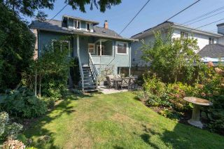 Photo 32: 3760 W 21ST Avenue in Vancouver: Dunbar House for sale (Vancouver West)  : MLS®# R2497811