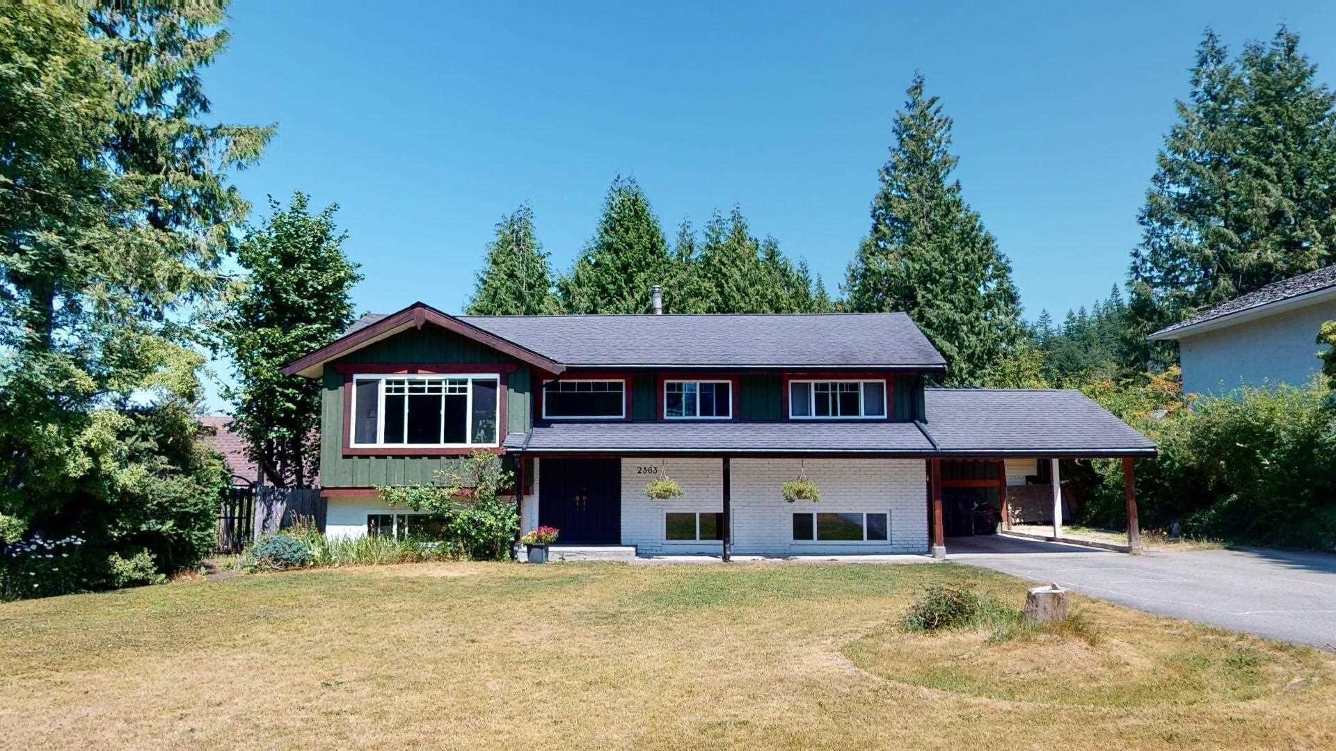 "Main Photo: 2363 THE BOULEVARD in Squamish: Garibaldi Highlands House for sale in ""Garibaldi Highlands"" : MLS®# R2602086"