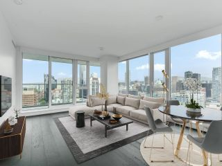 """Photo 3: 3002 1111 RICHARDS Street in Vancouver: Yaletown Condo for sale in """"8X On The Park"""" (Vancouver West)  : MLS®# R2610425"""