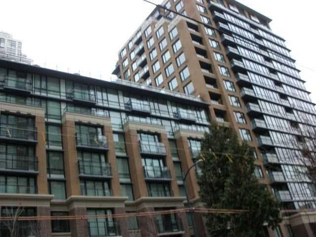 Main Photo: 1005 1088 RICHARDS STREET in Vancouver West: Yaletown Condo for sale ()  : MLS®# V1009941