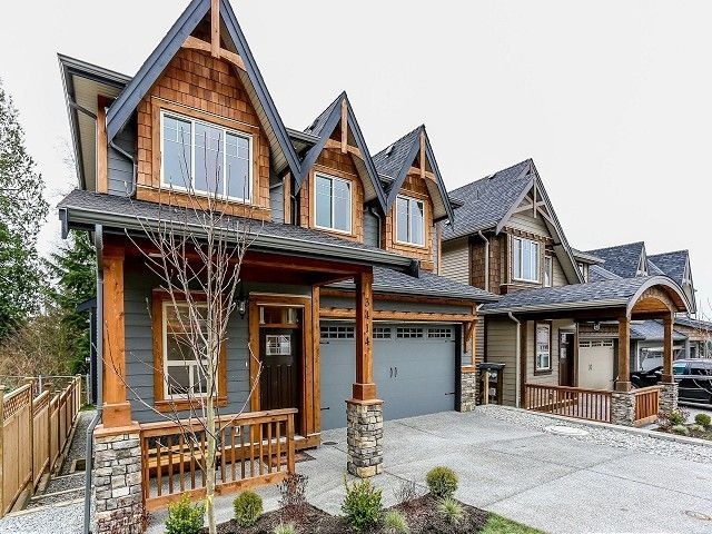 "Main Photo: 3414 DEVONSHIRE Avenue in Coquitlam: Burke Mountain House for sale in ""BURKE MOUNTAIN"" : MLS®# V1055888"