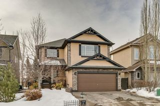 Main Photo: 61 Evercreek Bluffs Crescent SW in Calgary: Evergreen Detached for sale : MLS®# A1076912
