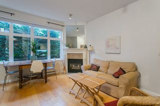 """Photo 2: 104 2588 ALDER Street in Vancouver: Fairview VW Condo for sale in """"BOLLERT PLACE"""" (Vancouver West)  : MLS®# R2158587"""