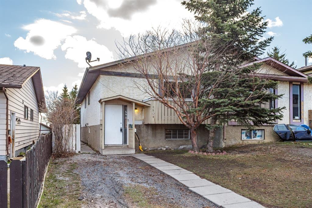 Main Photo: 8508 Centre Street NE in Calgary: Beddington Heights Semi Detached for sale : MLS®# A1105491