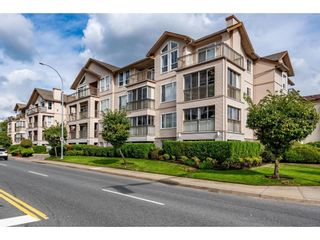 """Photo 1: 104 2772 CLEARBROOK Road in Abbotsford: Abbotsford West Condo for sale in """"BROOKHOLLOW ESTATES"""" : MLS®# R2620045"""