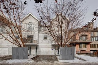 Photo 1: 2 1113 13 Avenue SW in Calgary: Beltline Row/Townhouse for sale : MLS®# A1070935