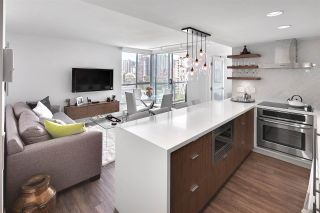 """Photo 1: 1602 1500 HOWE Street in Vancouver: Yaletown Condo for sale in """"THE DISCOVERY"""" (Vancouver West)  : MLS®# R2101112"""