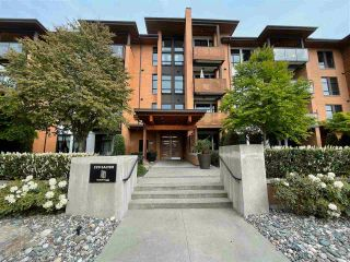 Photo 1: 205 220 SALTER Street in New Westminster: Queensborough Condo for sale : MLS®# R2574068