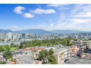 """Photo 1: 804 2483 SPRUCE Street in Vancouver: Fairview VW Condo for sale in """"Skyline on Broadway"""" (Vancouver West)  : MLS®# R2611629"""