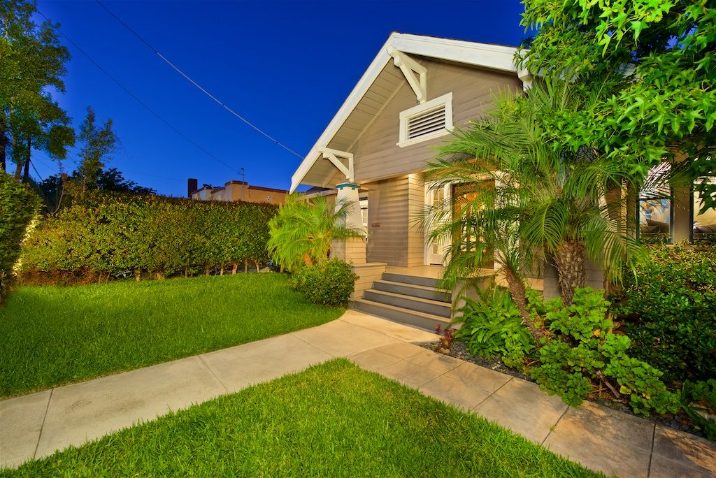 Main Photo: MISSION HILLS House for sale : 3 bedrooms : 3643 Kite St. in San Diego