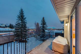 Photo 32: 52 100 Signature Way SW in Calgary: Signal Hill Semi Detached for sale : MLS®# A1075138