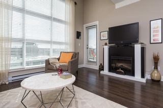 """Photo 6: 407 20630 DOUGLAS Crescent in Langley: Langley City Condo for sale in """"BLU"""" : MLS®# R2049078"""