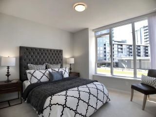"Photo 5: C505 3333 BROWN Road in Richmond: West Cambie Condo for sale in ""AVANTI"" : MLS®# R2240870"