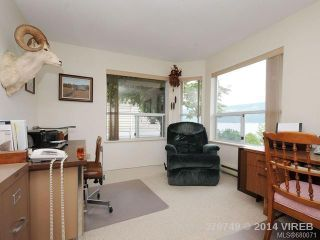 Photo 27: 3730 Marine Vista in COBBLE HILL: ML Cobble Hill House for sale (Malahat & Area)  : MLS®# 680071