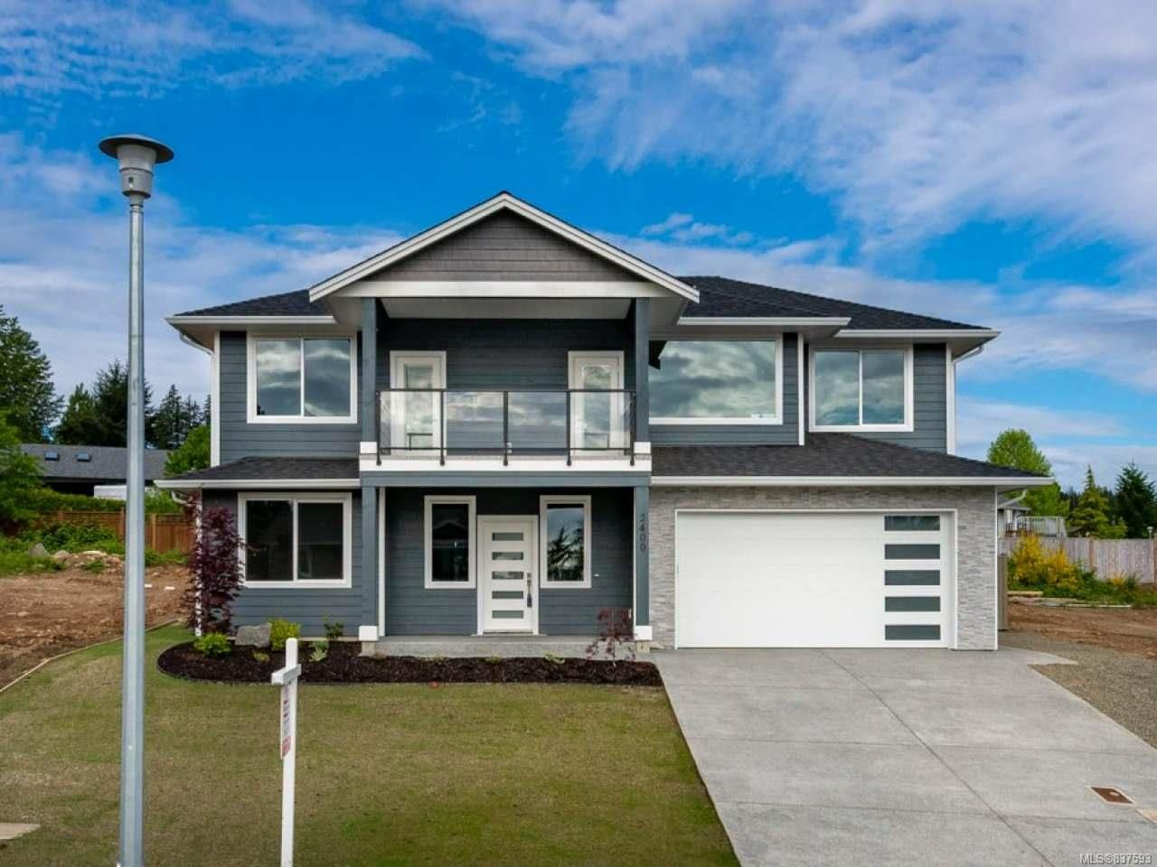 Main Photo: 2400 Penfield Rd in CAMPBELL RIVER: CR Willow Point House for sale (Campbell River)  : MLS®# 837593
