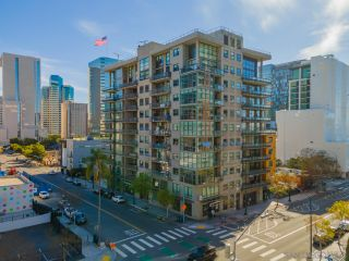 Photo 2: DOWNTOWN Condo for sale : 1 bedrooms : 1494 Union St Unit 906 in San Diego