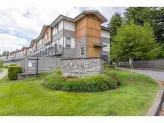 """Photo 36: 93 34248 KING Road in Abbotsford: Poplar Townhouse for sale in """"ARGYLE"""" : MLS®# R2585152"""