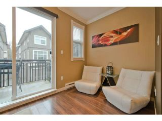 """Photo 8: 720 ORWELL Street in North Vancouver: Lynnmour Townhouse for sale in """"WEDGEWOOD"""" : MLS®# V1050702"""