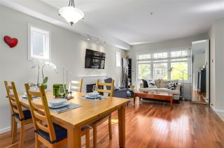 Photo 1: 442 W 15TH Avenue in Vancouver: Mount Pleasant VW Townhouse for sale (Vancouver West)  : MLS®# R2270722