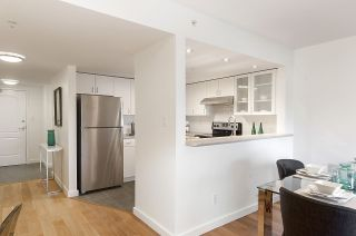 "Photo 9: 212 2665 W BROADWAY in Vancouver: Kitsilano Condo for sale in ""THE MAGUIRE BUILDING"" (Vancouver West)  : MLS®# R2209718"